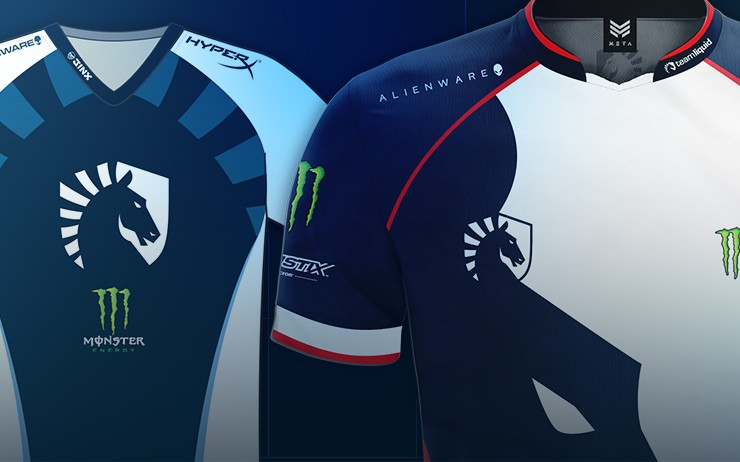 From Concept to Completion: The Team Liquid Jersey - Team