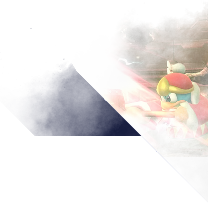 Graphic with King Dedede
