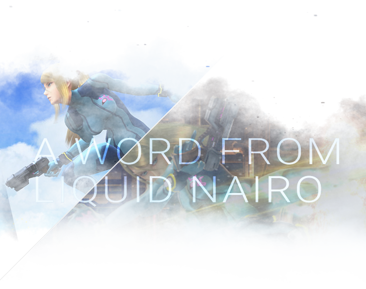 Title graphics for Nairo's Statement