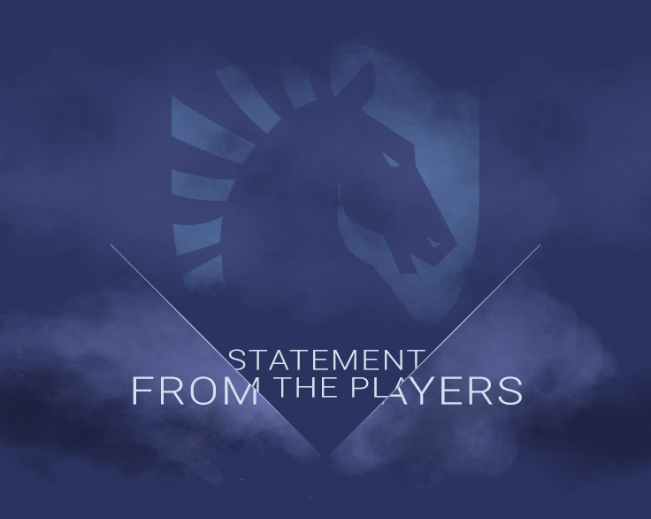 TL's statement graphic