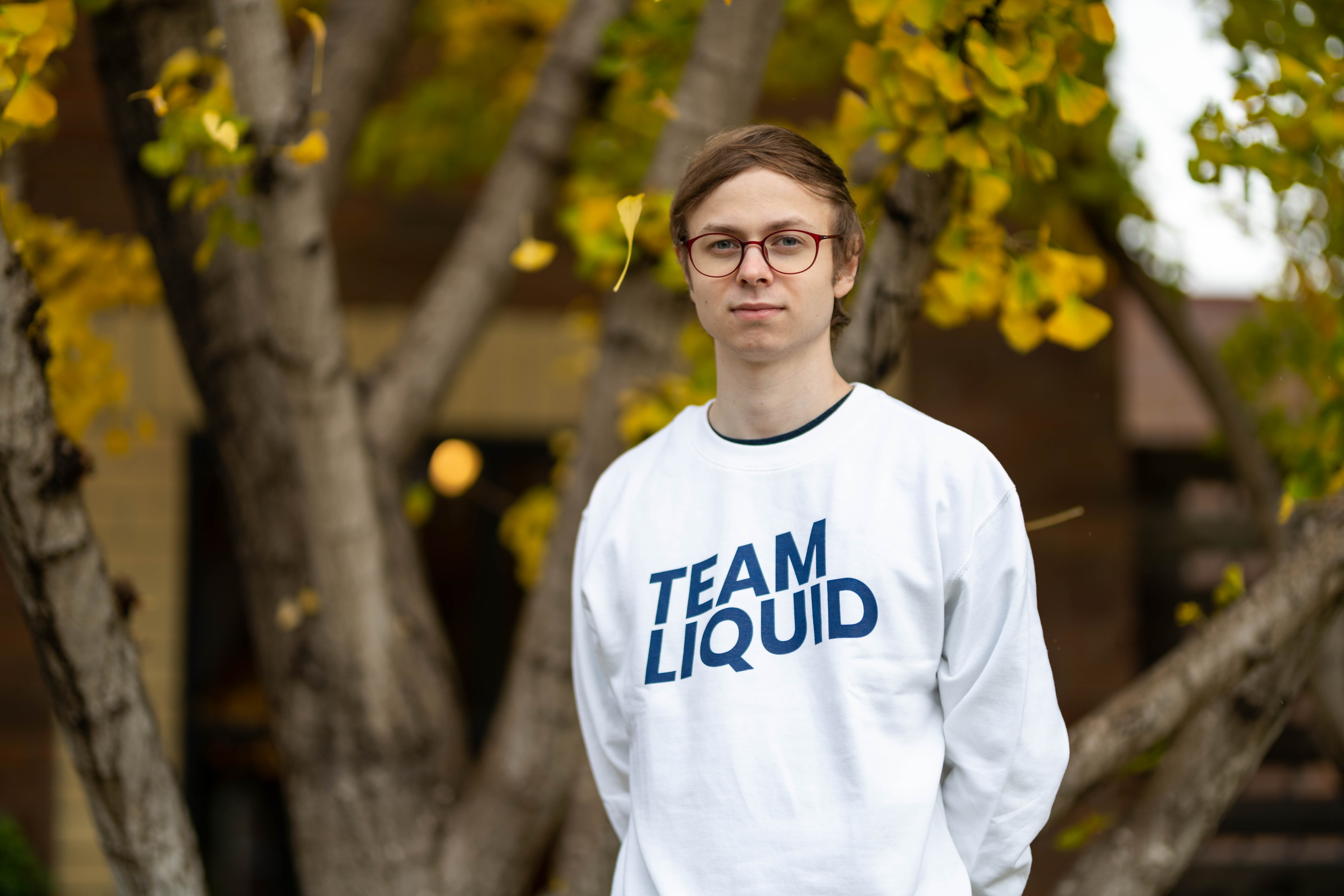 To the Next Level: Jensen Comes Worlds Ready - Team Liquid