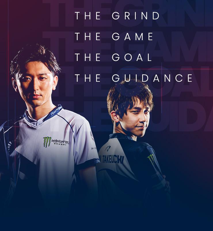 ネモ&竹内ジョンインタビュー:The Grind, The Game, The Goal, The Guidance